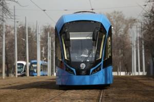 Вместительные и быстрые: в чем преимущества трамваев Витязь-М