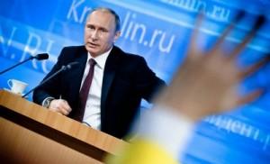 О чем россияне чаще всего спрашивают Путина
