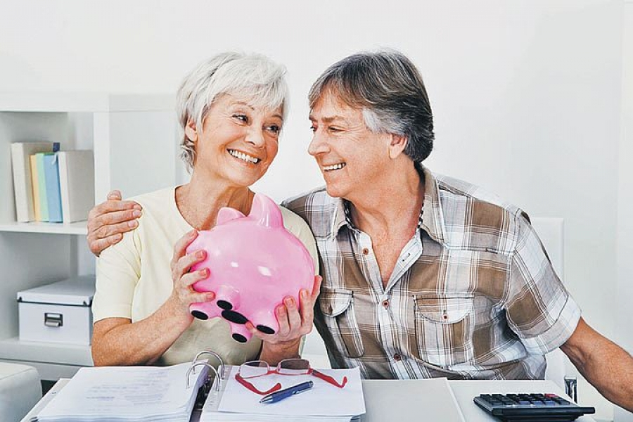 Россияне рассказали о размере своей пенсии по старости