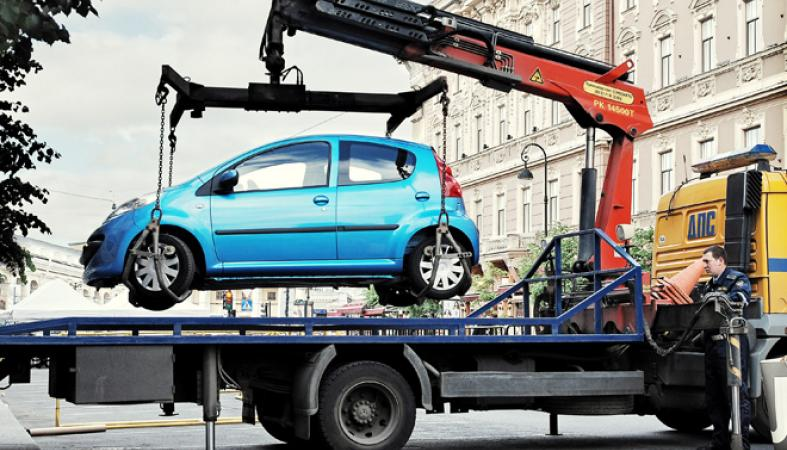 В Рязани установили новые тарифы на эвакуацию автомобилей