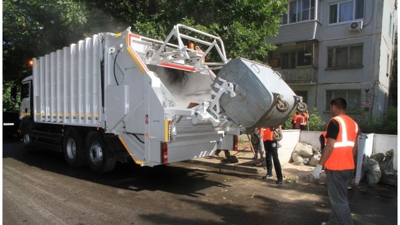 В Киеве подняли тарифы на вывоз мусора