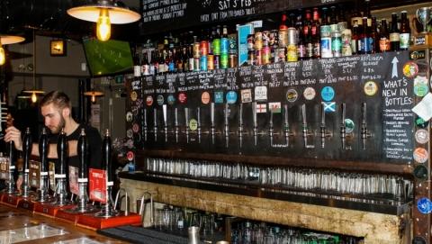 В Британии начали варить пиво из пищевых отходов