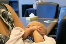 Первая семья уже обратилась за новым пособием при рождении ребенка (Фото: AP 2018)
