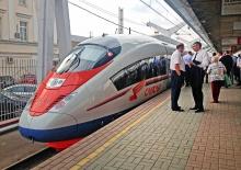 В поездах Сапсан появится новый тариф эконом-класса