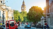 Тариф дня: Петербург - Лондон у British Airways - от 10794 рублей туда-обратно